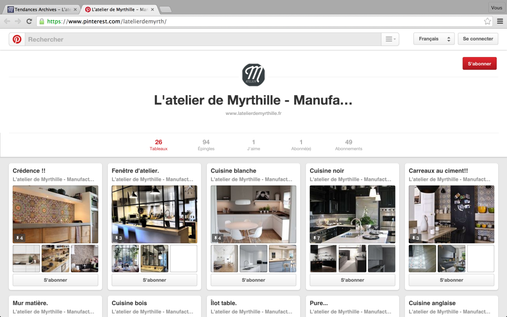 tendances archives l 39 atelier de myrthille. Black Bedroom Furniture Sets. Home Design Ideas